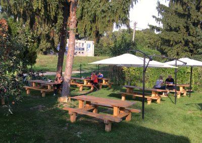 Yuzu house beer garden pivo